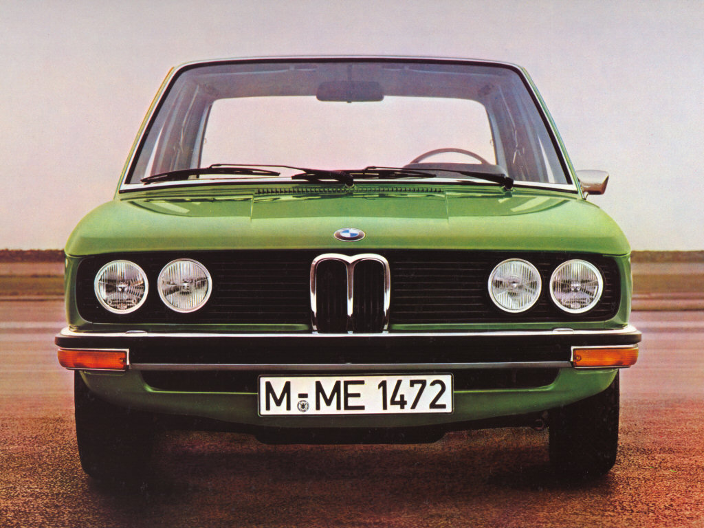 BMW 5 series 520i 1972 photo - 4