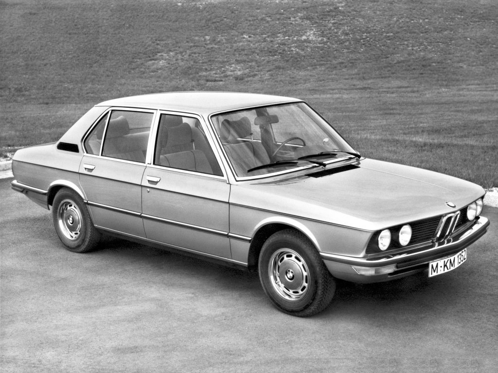 BMW 5 series 520i 1976 photo - 1