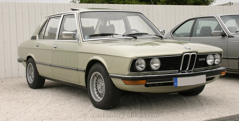 BMW 5 series 520i 1976 photo - 2