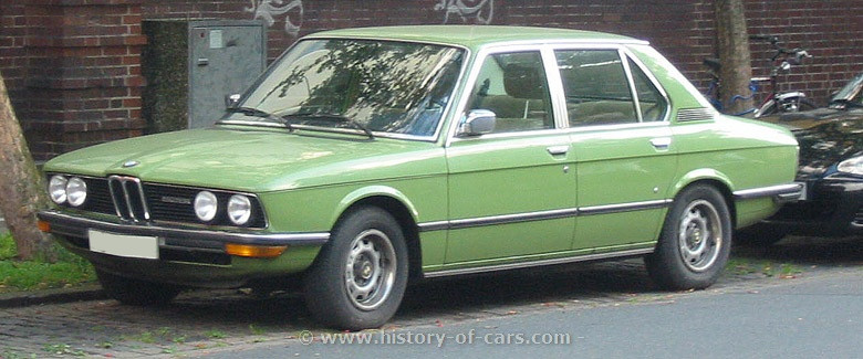 BMW 5 series 520i 1976 photo - 3