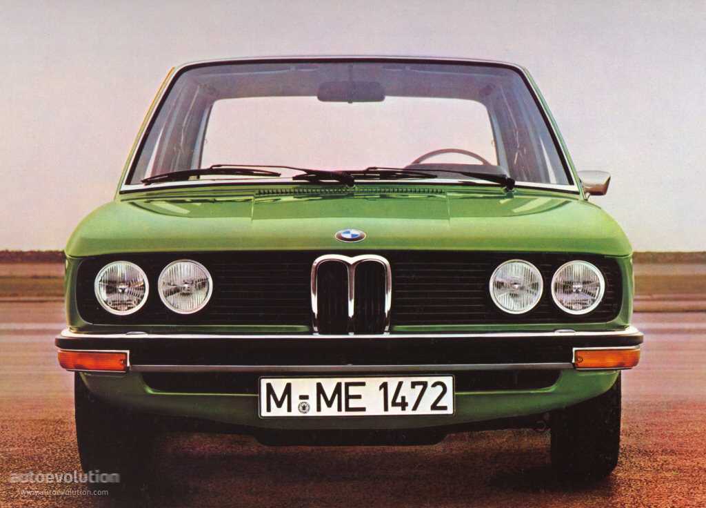 BMW 5 series 520i 1976 photo - 4