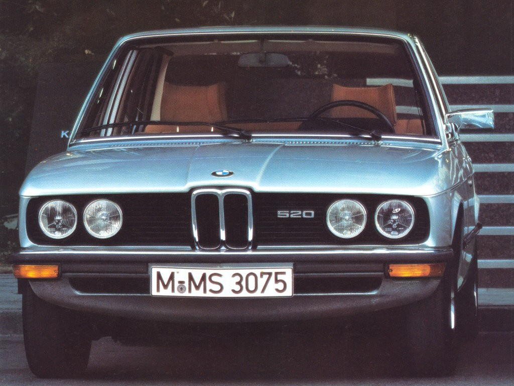 BMW 5 series 520i 1976 photo - 7
