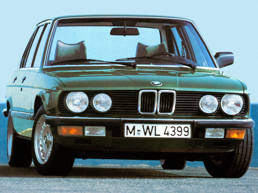 BMW 5 series 520i 1981 photo - 3