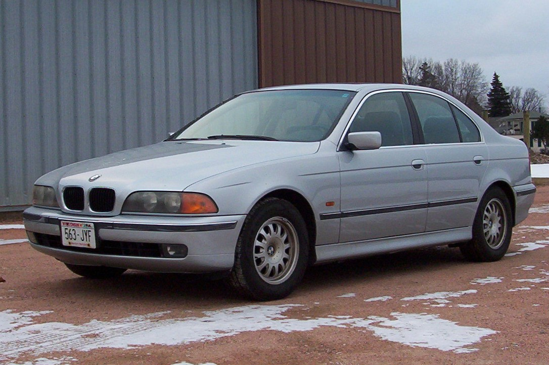 BMW 5 series 520i 1997 photo - 11