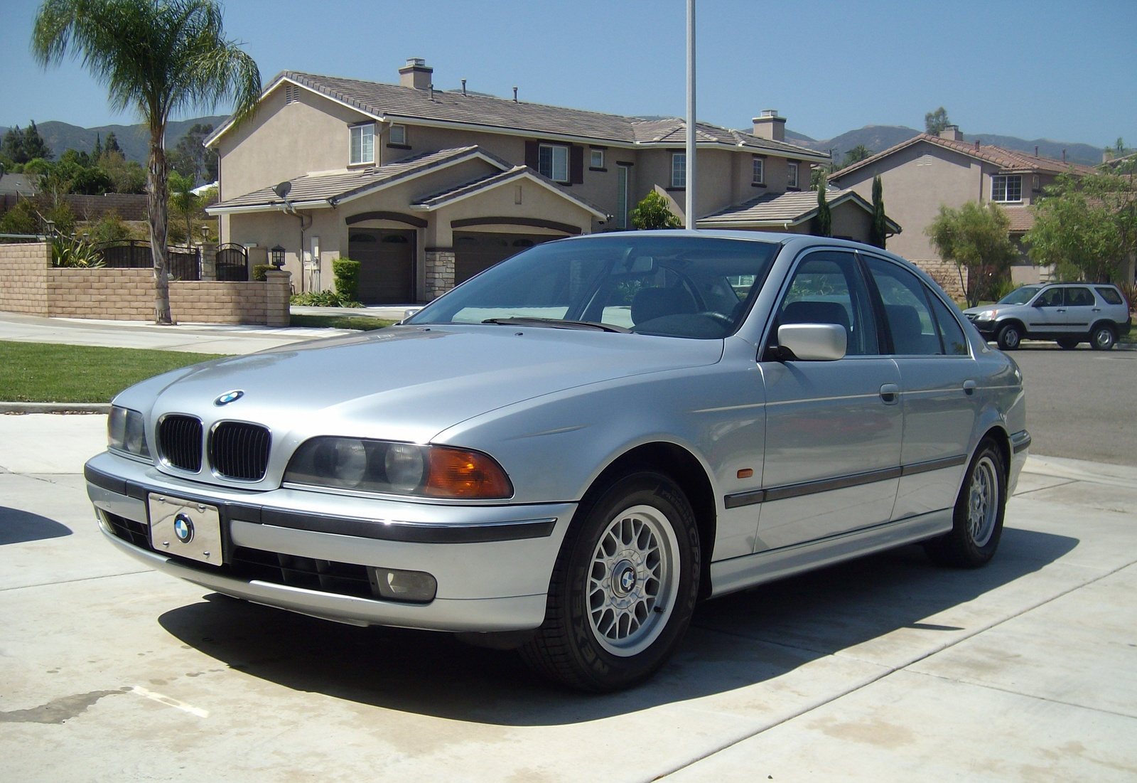 BMW 5 series 520i 1997 photo - 2
