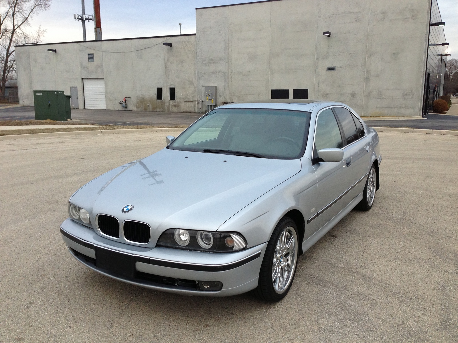 BMW 5 series 520i 1997 photo - 5
