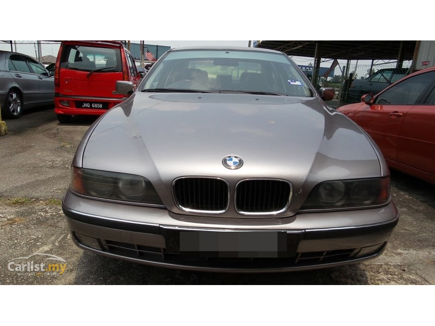 BMW 5 series 520i 1997 photo - 6