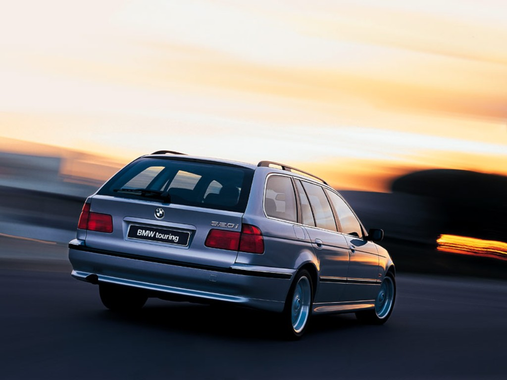 BMW 5 series 520i 1997 photo - 8