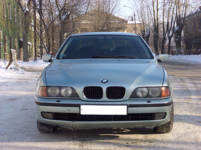 BMW 5 series 523i 1997 photo - 10