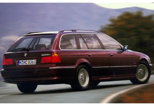BMW 5 series 523i 1997 photo - 11