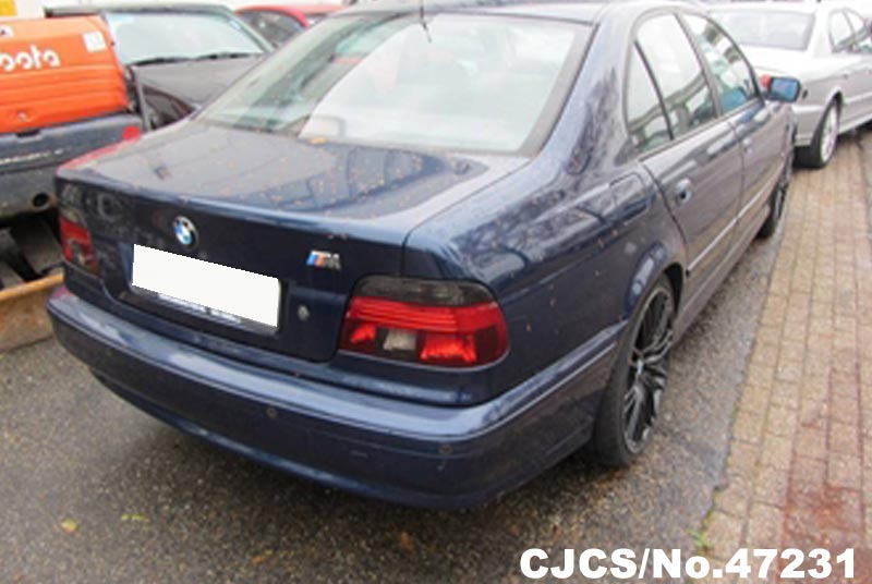 BMW 5 series 523i 1997 photo - 6