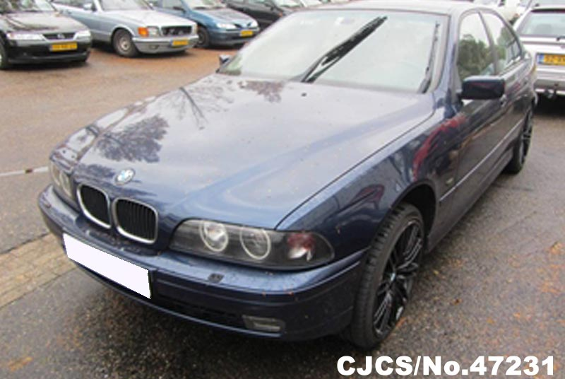 BMW 5 series 523i 1997 photo - 8