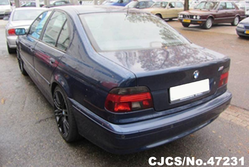 BMW 5 series 523i 1997 photo - 9