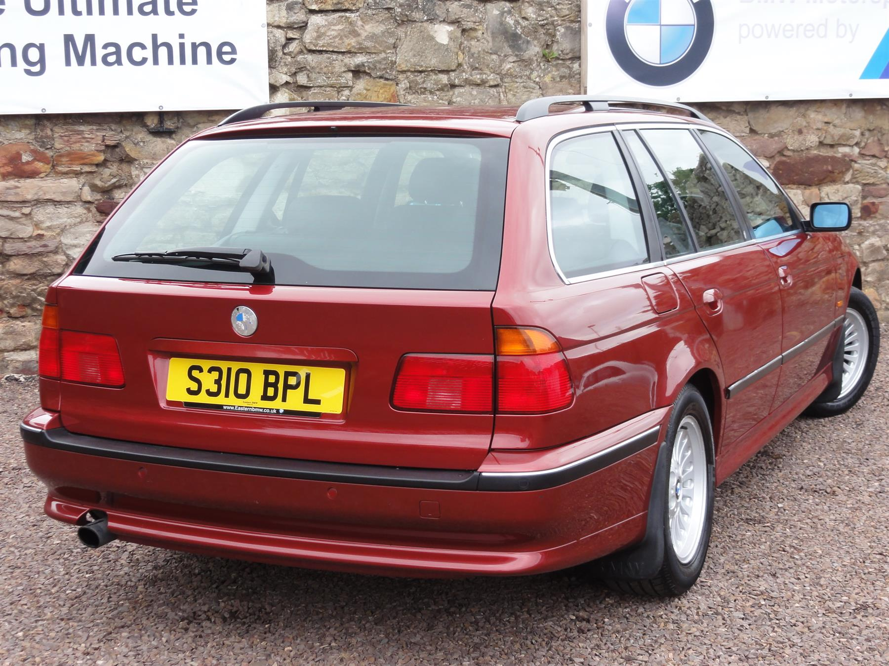 BMW 5 series 523i 1999 photo - 10