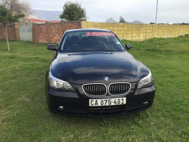 BMW 5 series 523i 2006 photo - 7