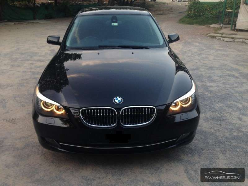 BMW 5 series 523i 2008 Technical specifications | Interior and ...