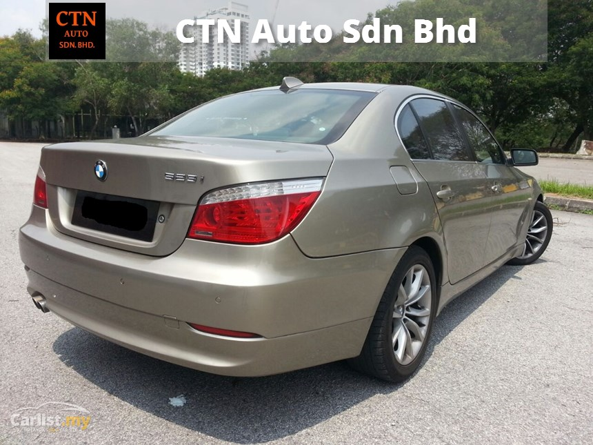 BMW 5 series 523i 2009 photo - 3