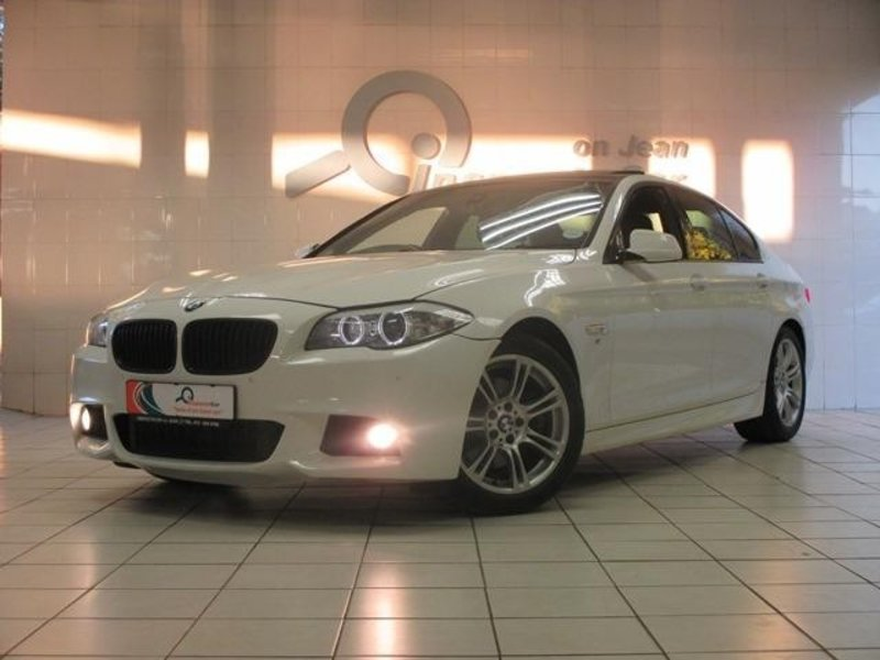 BMW 5 series 523i 2011 photo - 6