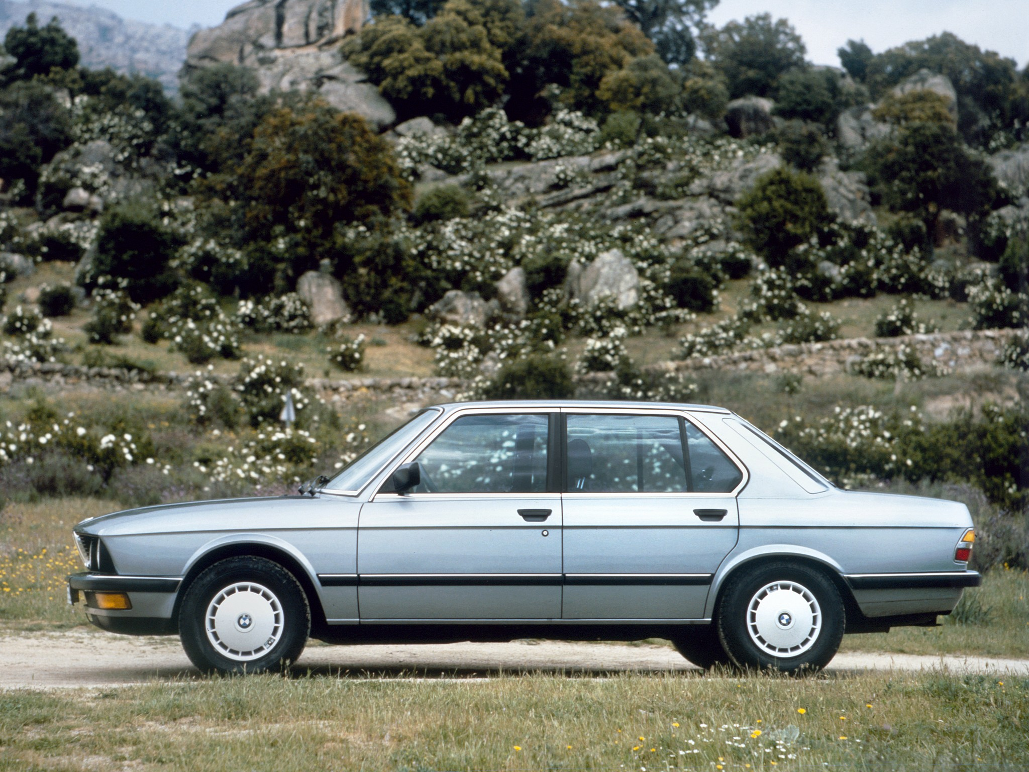 BMW 5 series 524td 1988 photo - 4
