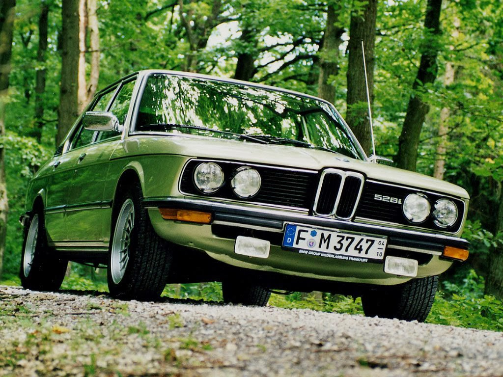 BMW 5 series 525 1981 photo - 12