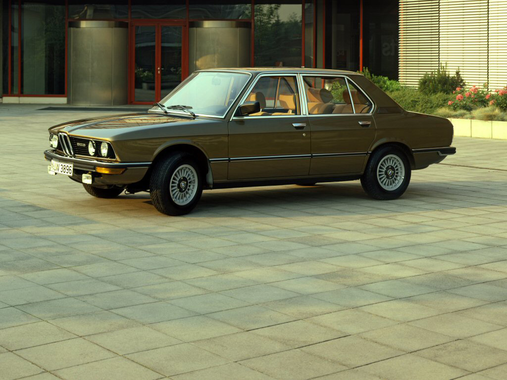 BMW 5 series 525 1981 photo - 2