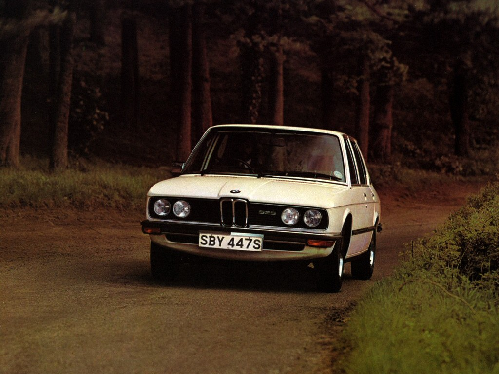 BMW 5 series 525 1981 photo - 5