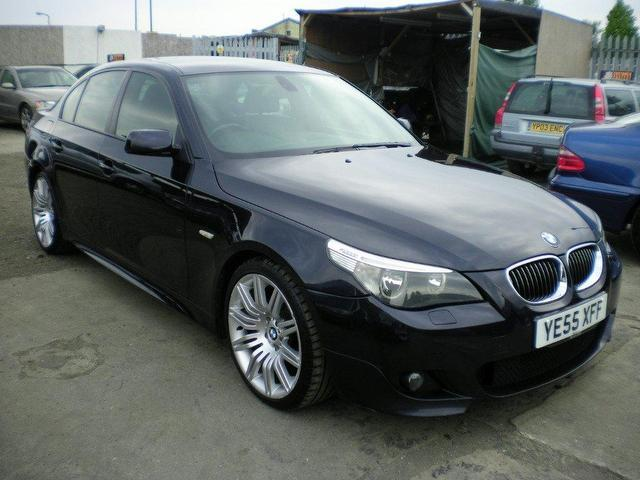 BMW 5 series 525d 2005 photo - 12