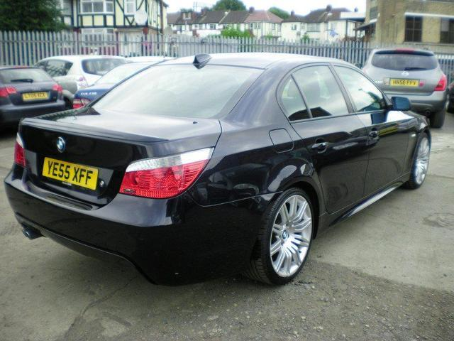 BMW 5 series 525d 2005 photo - 2