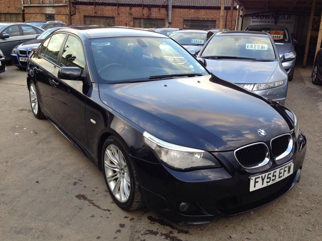 BMW 5 series 525d 2005 photo - 3
