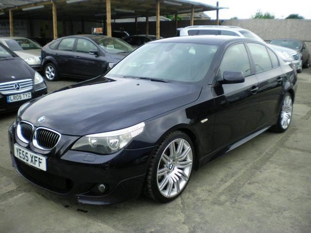 BMW 5 series 525d 2005 photo - 4