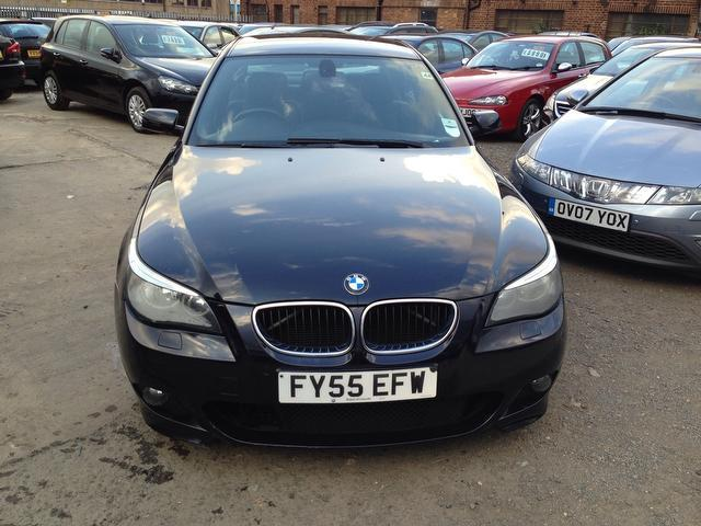 BMW 5 series 525d 2005 photo - 5