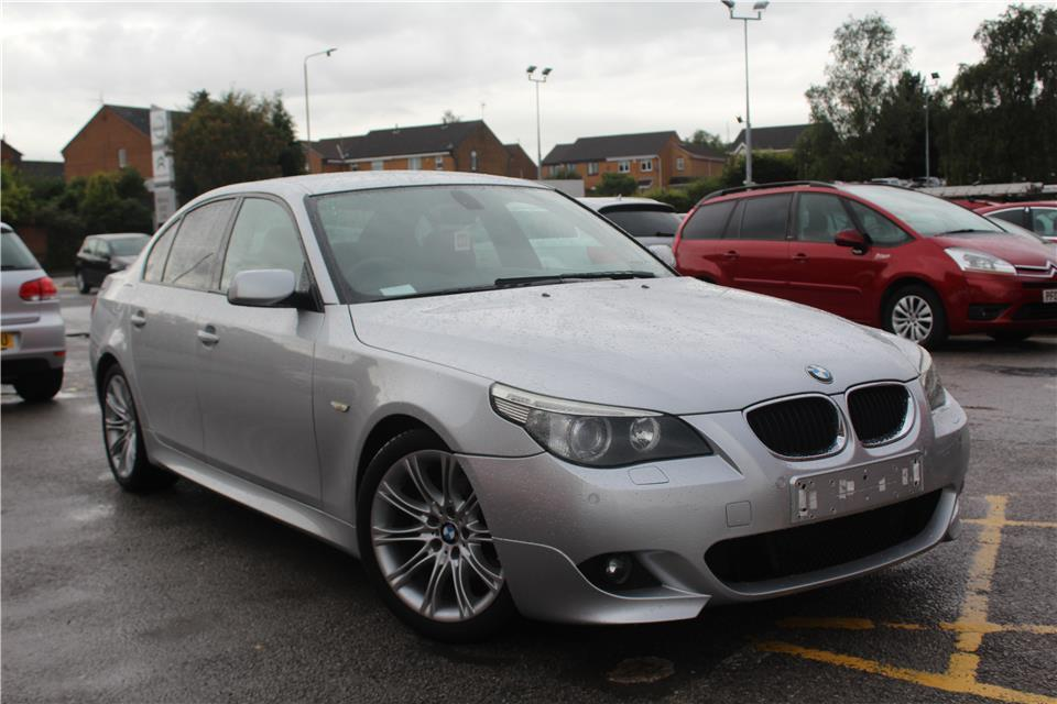 BMW 5 series 525d 2005 photo - 6