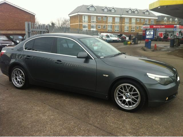 BMW 5 series 525d 2005 photo - 7