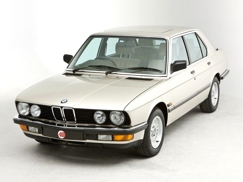 BMW 5 series 525e 1983 photo - 11
