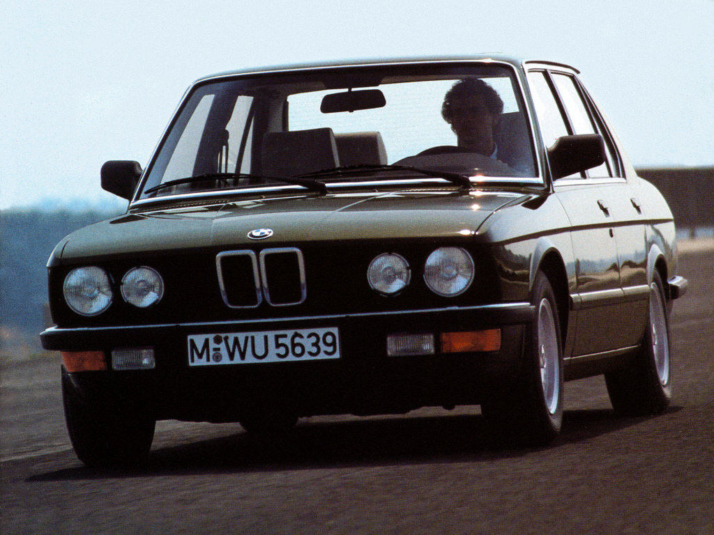 BMW 5 series 525e 1983 photo - 2