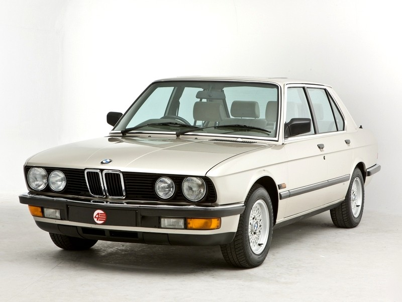 BMW 5 series 525e 1983 photo - 7