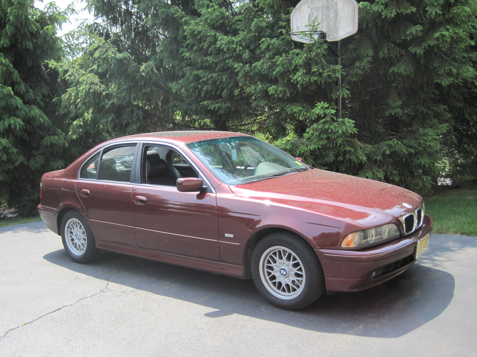 BMW 5 series 525i 2001 photo - 5