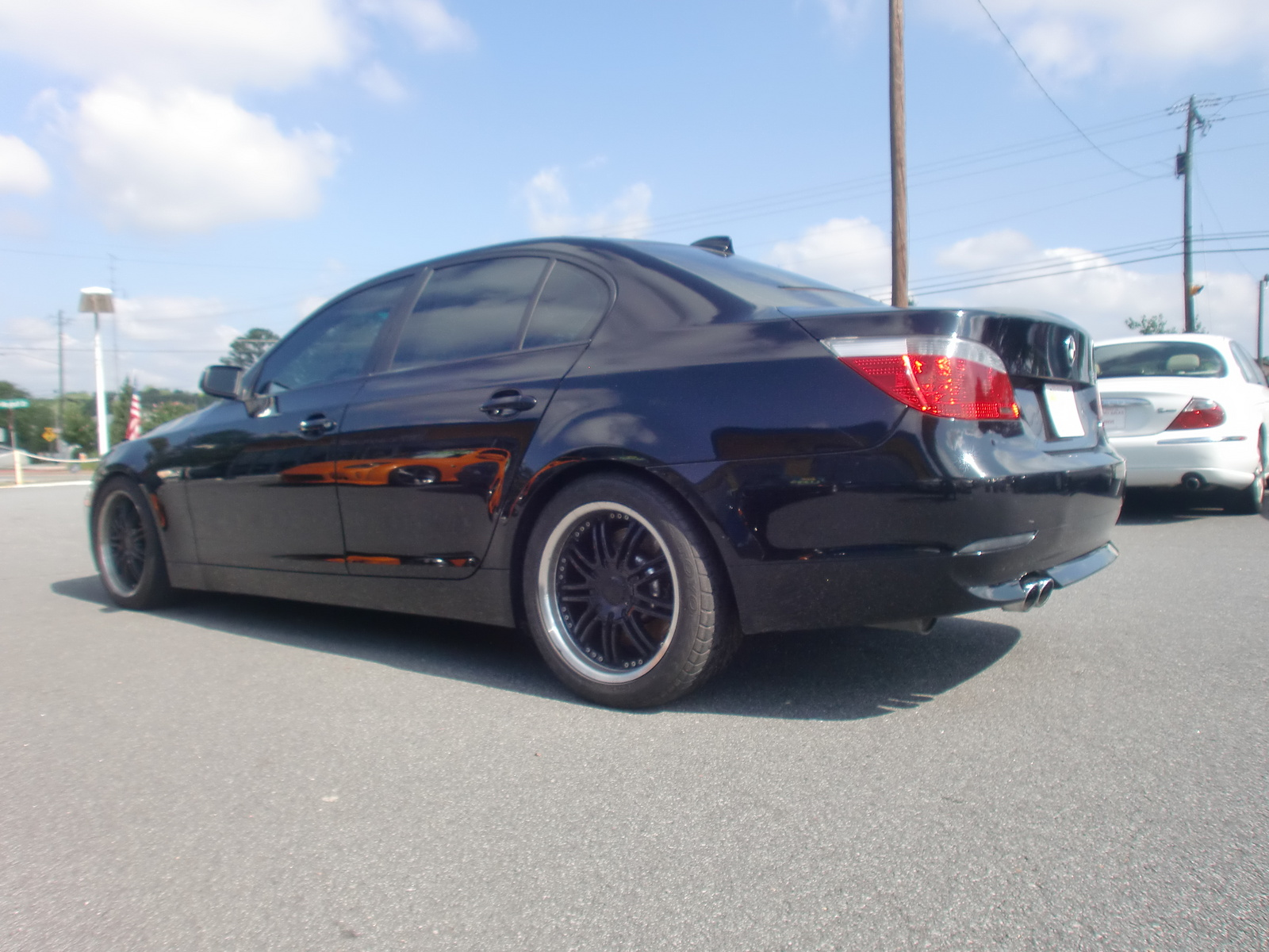 BMW 5 series 525i 2004 photo - 10