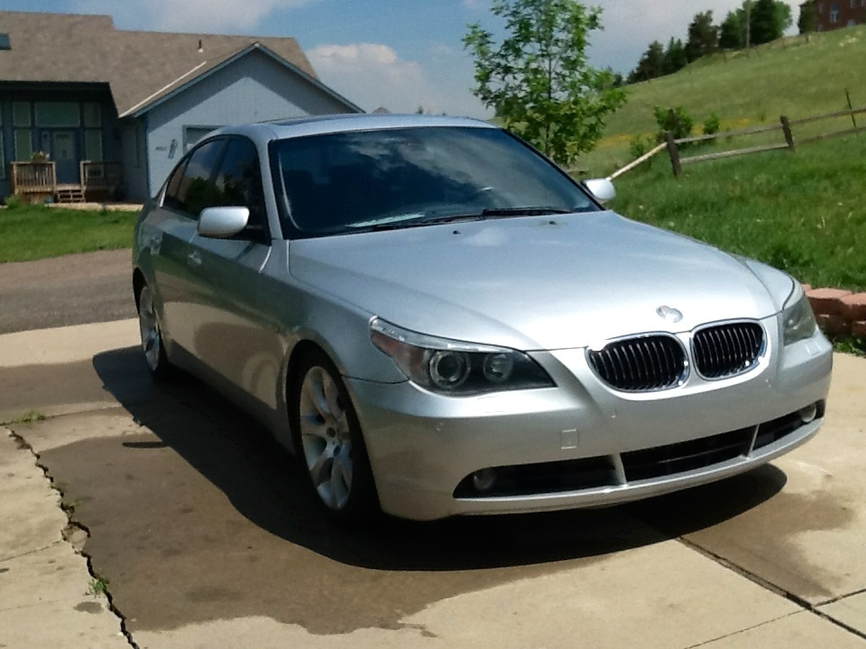 BMW 5 series 525i 2005 photo - 1