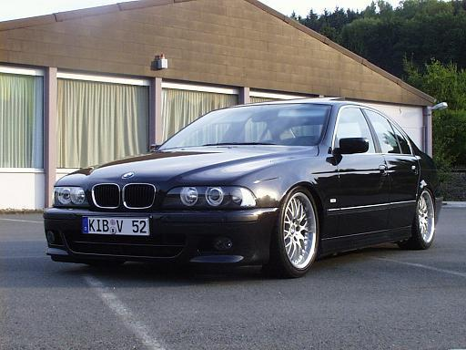 BMW 5 series 525ix 1996 photo - 10