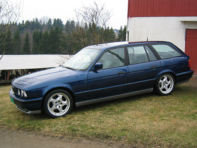 BMW 5 series 525ix 1996 photo - 2