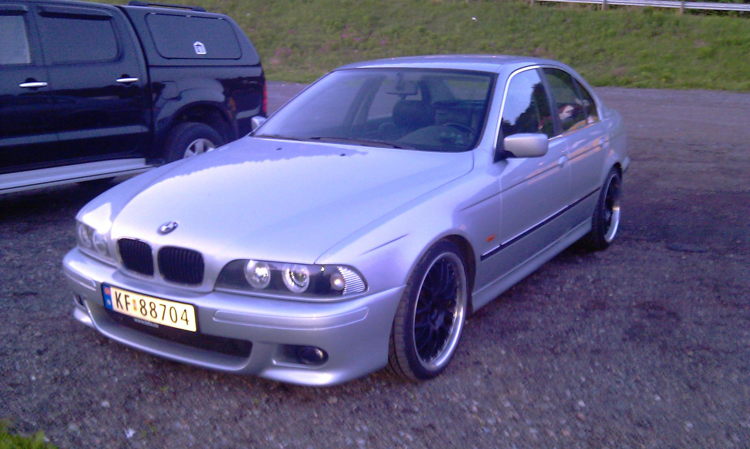 BMW 5 series 525ix 1996 photo - 3