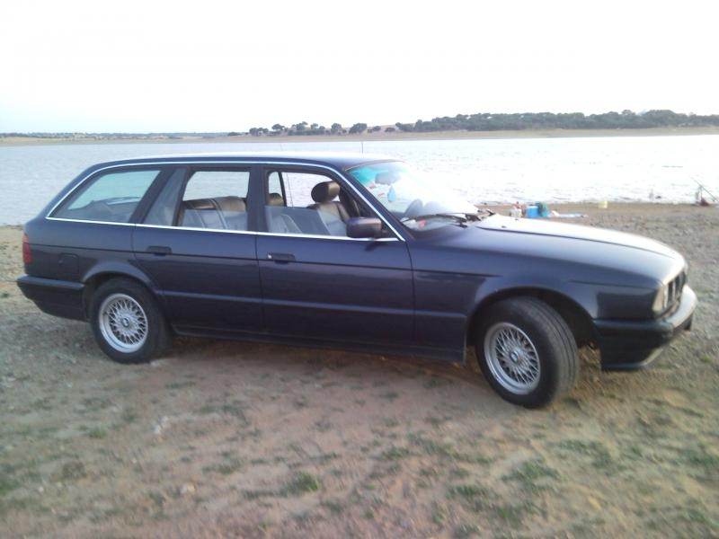 BMW 5 series 525td 1992 photo - 1