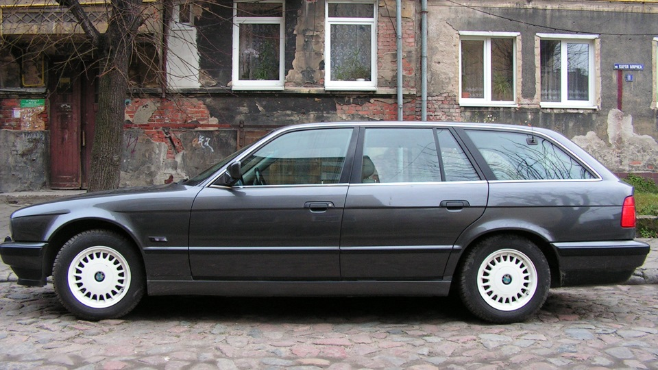 BMW 5 series 525td 1992 photo - 10