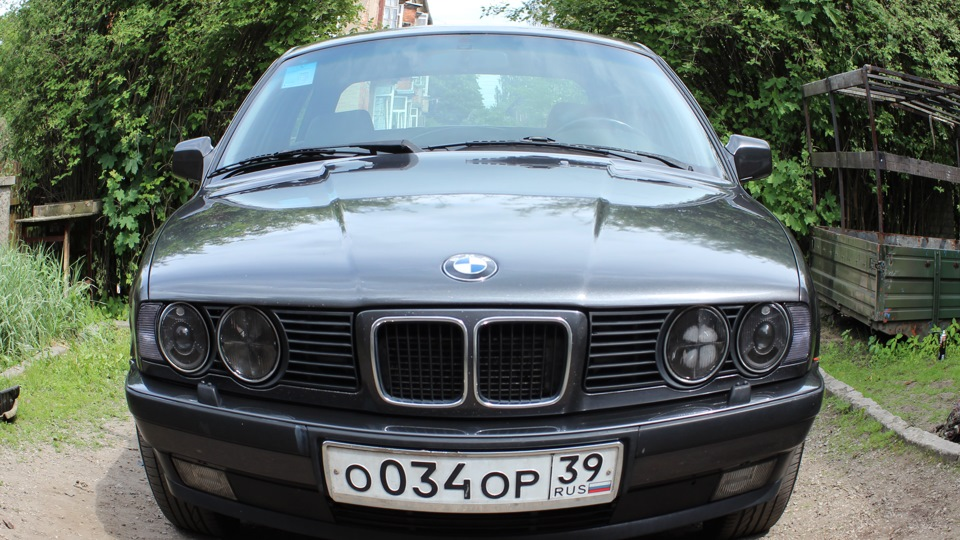 BMW 5 series 525td 1992 photo - 6