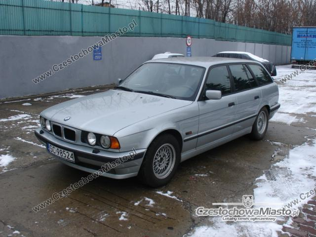 BMW 5 series 525td 1992 photo - 7