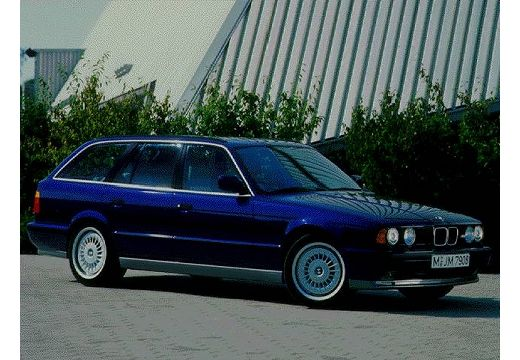 BMW 5 series 525td 1992 photo - 8