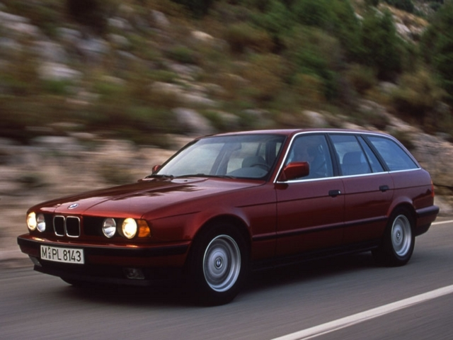 BMW 5 series 525td 1992 photo - 9