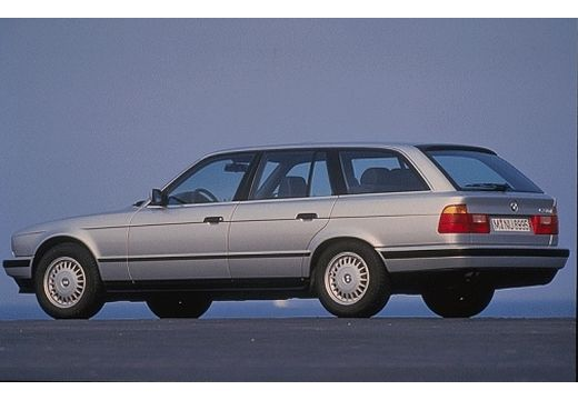 BMW 5 series 525td 1993 photo - 7