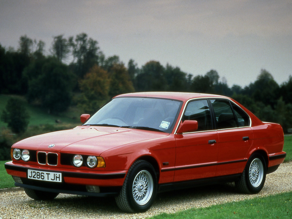 BMW 5 series 525td 1993 photo - 9